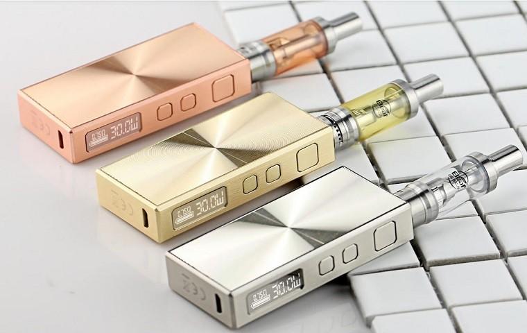 Vous débutez la Cigarette Electronique ? ici vous trouverez des kits simples et prêt a l'emploie !